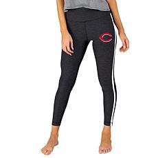 Concepts Sport Officially Licensed MLB Ladies Legging - Reds