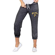 Concepts Sport Pittsburgh Pirates Women's Knit Capri Pant