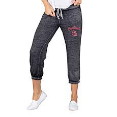 Concepts Sport St. Louis Cardinals Women's Knit Capri Pant