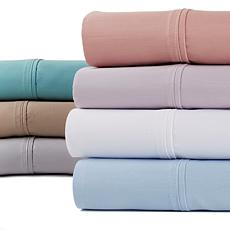 Concierge 1200TC Cotton Rich Twin Sheet Set with Extra Pillowcase