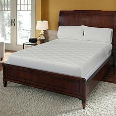 "Concierge Collection 10"" Memory Foam Quilted Mattress F"