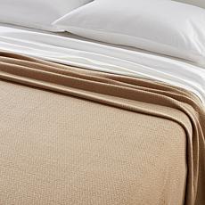 Concierge Collection 100% Cotton Blanket