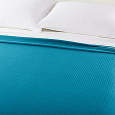 Concierge Collection 100% Cotton Full/Queen Blanket