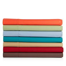 Concierge Collection 250TC Percale 3-piece Sheet Set - Twin