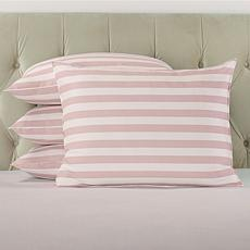 Concierge Collection 4-pack Stripe Print Pillows