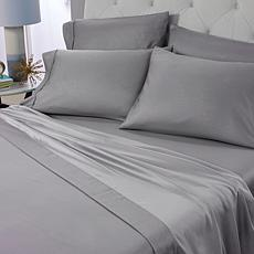 Concierge Collection 4-piece 500TC Cotton Rich Twin Sheet Set