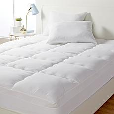 Concierge Collection Dupont Comfort Dry Mattress Pad & Pillow Set