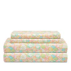 Concierge Collection Elements Summertime Sheet Set - Twin