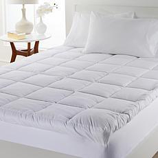 "Concierge Collection Luxurious 4"" Fiber Bed"