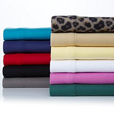 Concierge Collection Microfleece 4pc Sheet Set - Queen