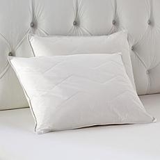 Concierge Collection Mini Feathers Pillow 2-pack - King