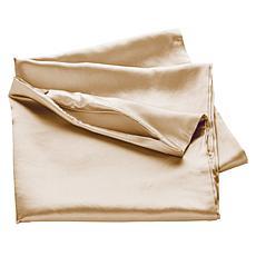 Concierge Collection Platinum 19mm 100% Silk Pillowcase