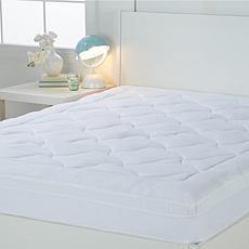 Concierge Collection Soft and Lofty Mattress Pad