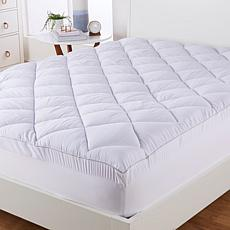 Concierge Collection Stain-Repellent Mattress Topper