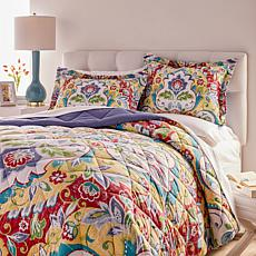 Concierge Elements 3-piece Comforter Set - Print