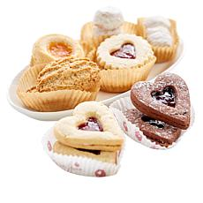 Cookies Con Amore 22 oz. Assorted Cookies in Tin