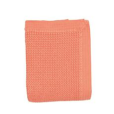 Coral Queen Vintage Dyed Blanket