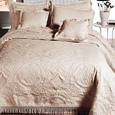 Cottage Collection Antique Medallion Bedspread - Queen