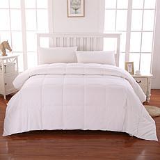Cottonpure Cotton Filled Medium Warmth Hypoallergenic Comforter F/Q