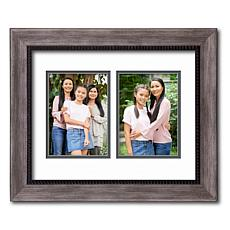 Courtside Market Gallery Wall Frame Carbon Collection 11x14, 5x7 Slots