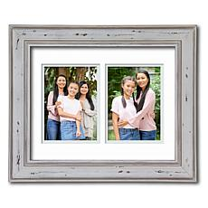 Courtside Market Gallery Wall Frame Industrial 11x14 with 5x7 Openings
