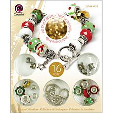 Cousin Christmas Trinket Bead Kit - Star