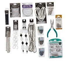 Cousin Silvertone DIY Jewelry Making Kit