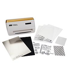 Couture Creations GoPower & Emboss A4 Die-Cut & Emboss Machine Bundle