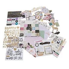 Craft Factory Carpe Diem Paper Crafting Kit