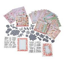 Crafter's Companion Caring Thoughts Papercraft Kit