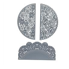 Crafter's Companion Garden Lace 3-piece Die Set