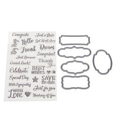 Crafter's Companion Gemini All Occasion Banner Stamp & Die Set