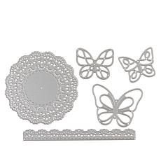 Crafter's Companion Gemini Doily Butterfly Dies
