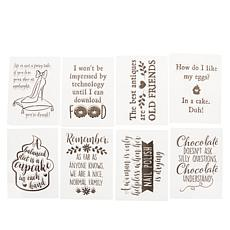 Crafter's Companion Humor Quirky Stamps