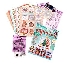 Crafter's Companion Inspiration Magazine Issue #1 Kit