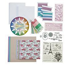 Crafter's Companion Parisian Chic Card Making Kit