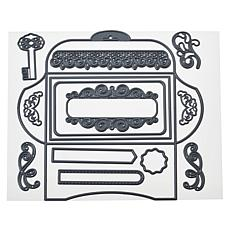 Crafter's Companion Precious Memories Mini Card and Envelope Die