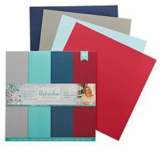 Crafter's Companion Sara Signature 24-sheet Christmas Pearl Paper Pad