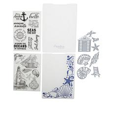 Crafter's Companion Sara Signature Nautical Bundle