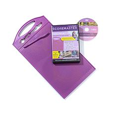 Crafter's Companion Scoremaster Board, Tool and DVD