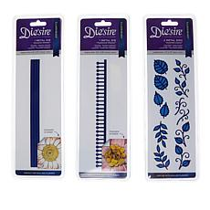 Crafter's Companion Stamen and Leaves Quilling Dies
