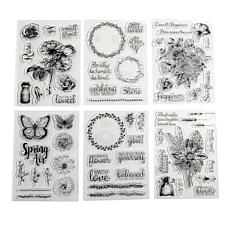 Crafter's Companion Stamps 6-pack - Bloomin Wonderful