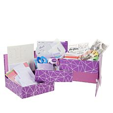 Crafter's Companion Ultimate Card Making Kit with DVD