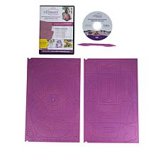 Crafter's Companion Ultimate Gift Box Boards and DVD