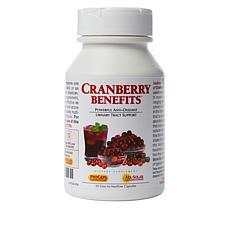 Cranberry Benefits - 60 Capsules