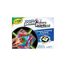 Crayola Washable Paint and Pour Art Set