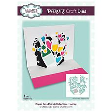 Creative Expressions Paper Cuts Hooray Craft Die