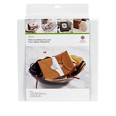 Cricut® Anna Griffin® Make Something You Love Faux Leather Kit