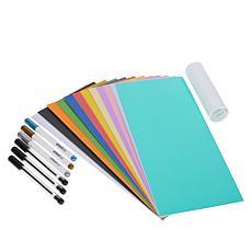 Cricut® Joy™ Smart Label™ Vinyl, Stickers and Pens Bundle