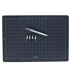 Cricut® TrueControl 5-piece Weeding Tool Kit and Self-Healing Mat